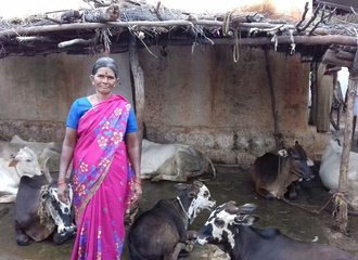 WHRD en female farmer