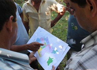22_Paraguay mapping