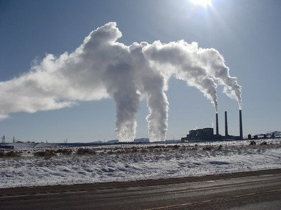 Coal Fired Plant _GPA Photo archive _ Jimmy Thomas via Wikimedia Commons_on Flickr creative commons