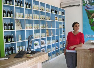 Forest Garden Products (FGP) shop_Sri Lanka