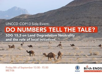 Side event: Do numbers tell the tale?