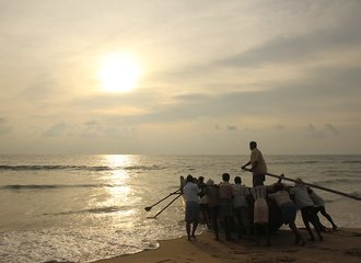 small scale fishery in India_photo Sridharan Chakravarthy on Flickr