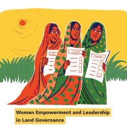 Cover 4. Women Empowerment and Leadership in Land Governance