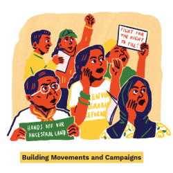 Cover 5. Building Movements and Campaigns