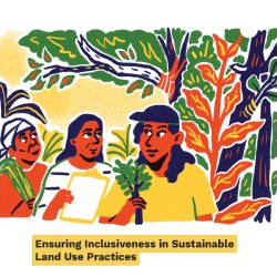 Cover 6. Ensuring Inclusiveness in Sustainable Land Use Practices