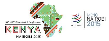 WTO Nairobi official logo