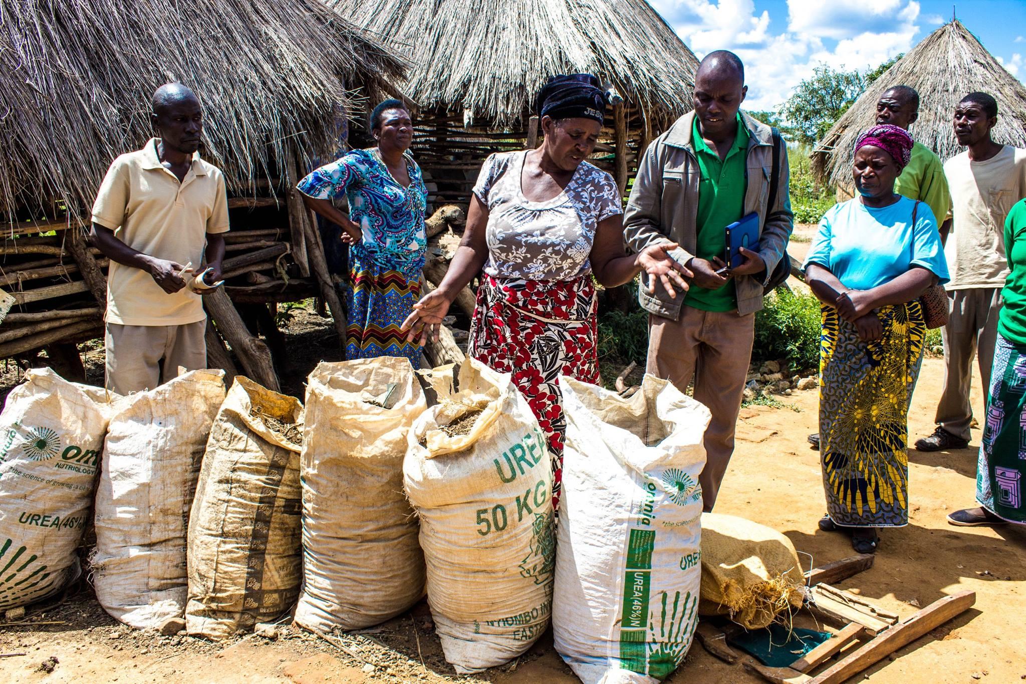 Former JWHI-grantee Clive receives Gender Just Climate