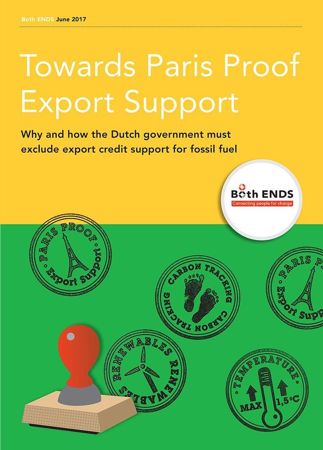 Towards Paris Proof Export Support